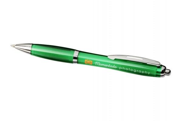 Ручка пластиковая шариковая Nash
