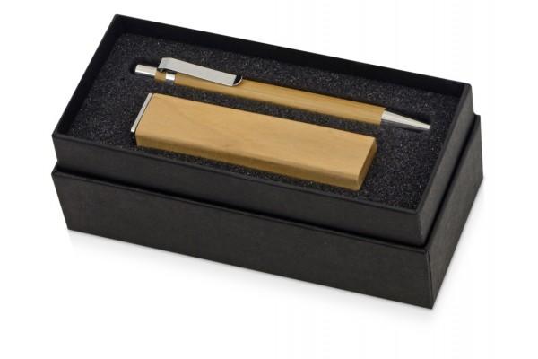 Подарочный набор Bali village с ручкой и зарядным устройством