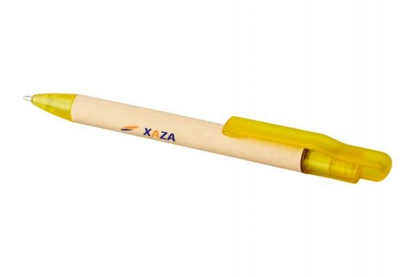Ручка картонная шариковая Safi