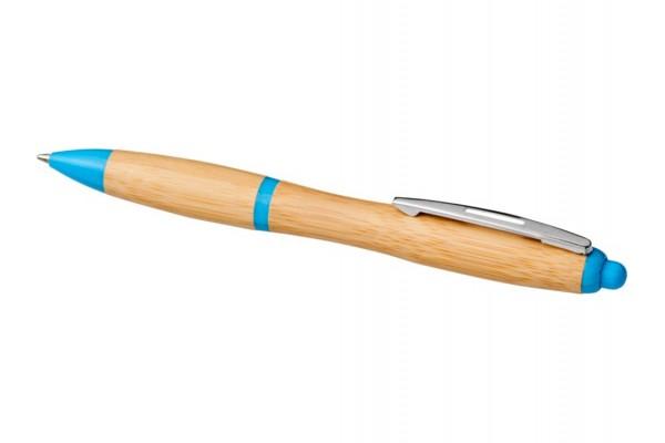Ручка шариковая Nash из бамбука