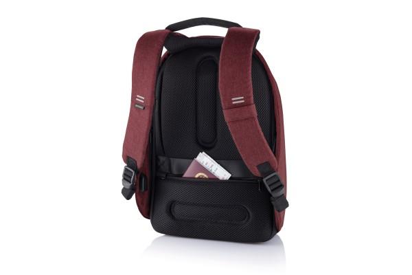 Антикражный рюкзак Bobby Hero Small, красный