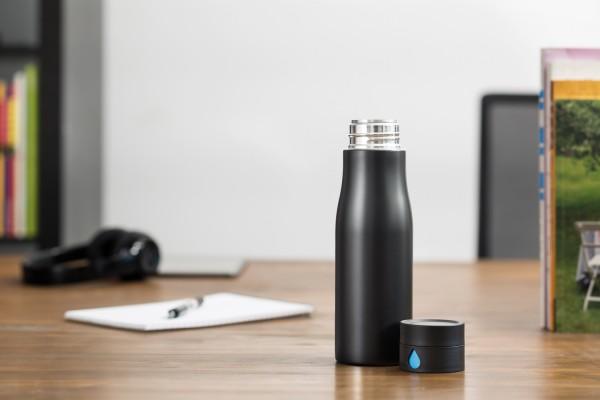 Бутылка для воды Aqua, черная