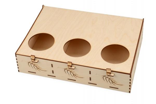 Подарочная коробка Лист