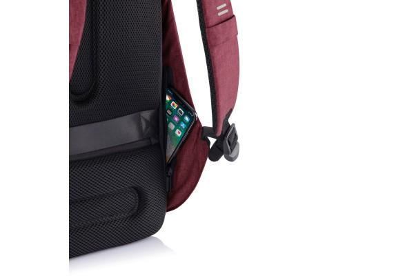 Антикражный рюкзак Bobby Hero Regular, красный