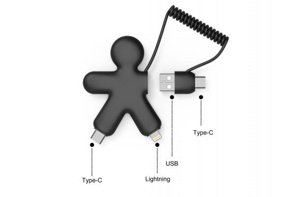 Зарядный кабель BUDDY ECO