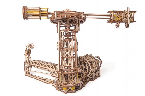 3D-ПАЗЛ UGEARS Авиатор