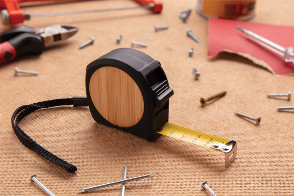 Рулетка Bamboo, 5 м/19 мм