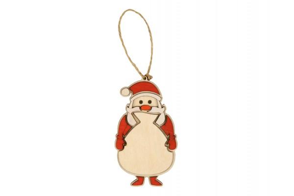 Подвеска Дед Мороз