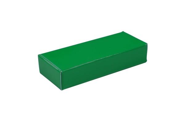 Подарочная коробка  для флешки HALMER, зеленый, картон, 6 x 1,2 x 2,5 см