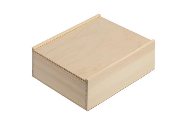 Деревянный ящик Timber, большой, неокрашенный