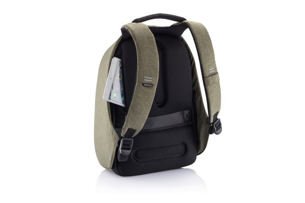 Антикражный рюкзак Bobby Hero Regular, зеленый