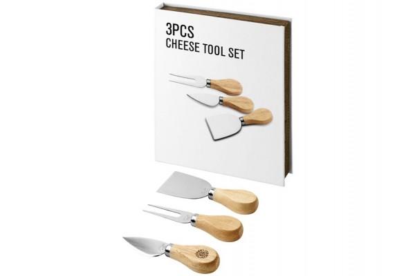 Подарочный набор для сыра и вина Nantes 3 предмета