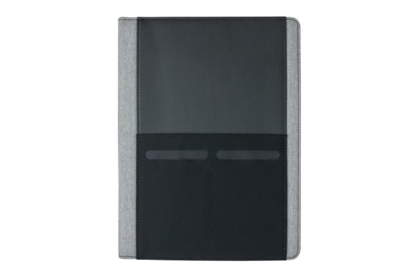 Органайзер с карманами A4, серый