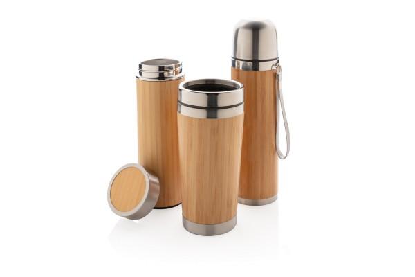 Герметичный вакуумный термос для путешествий Bamboo, 450 мл