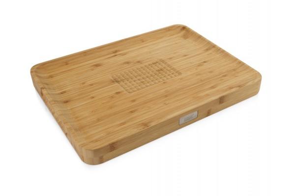 Доска разделочная Cut & Carve Bamboo