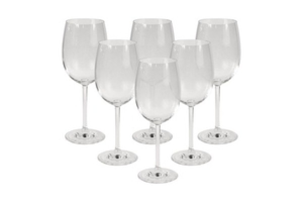 Набор из 6 бокалов для вина ECOLOGY