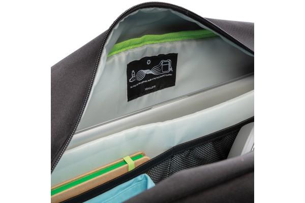 Дорожная сумка Soho business из RPET (без содержания ПВХ)