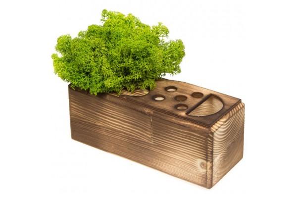 Органайзер GreenOffice, большой, зеленый