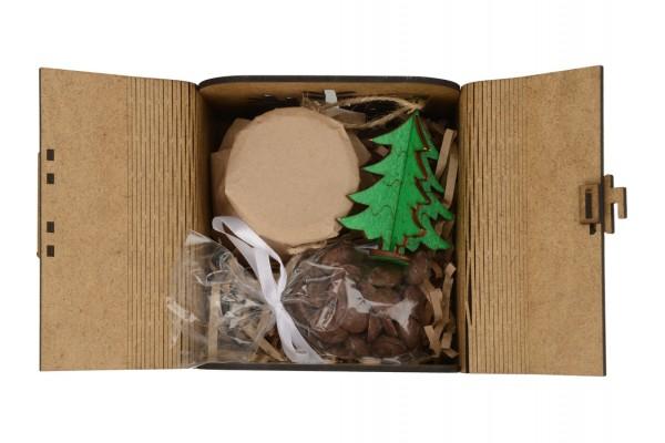 Подарочный набор Neve с шоколадом и вареньем
