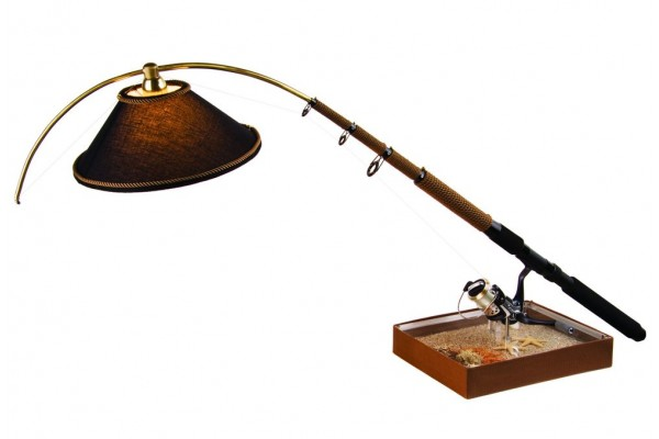 Лампа «Удочка»