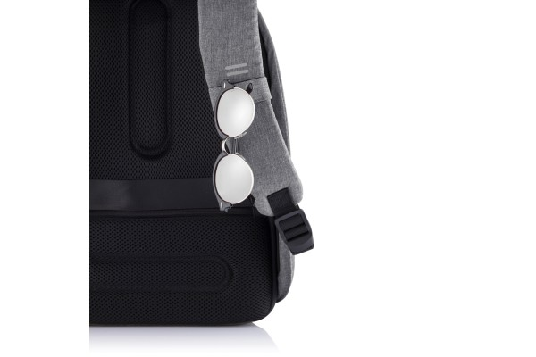 Антикражный рюкзак Bobby Hero Regular, серый